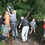 Teambuilding ved åen